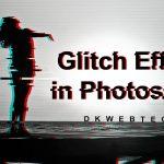 glitch effect