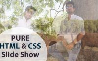 HTML CSS Slide Show